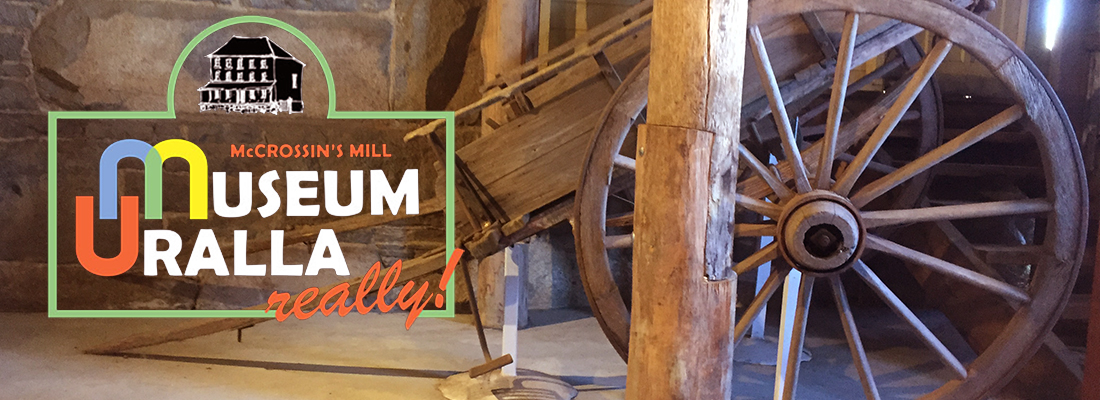 McCrossin's Mill Museum, Gallery and Function Centre