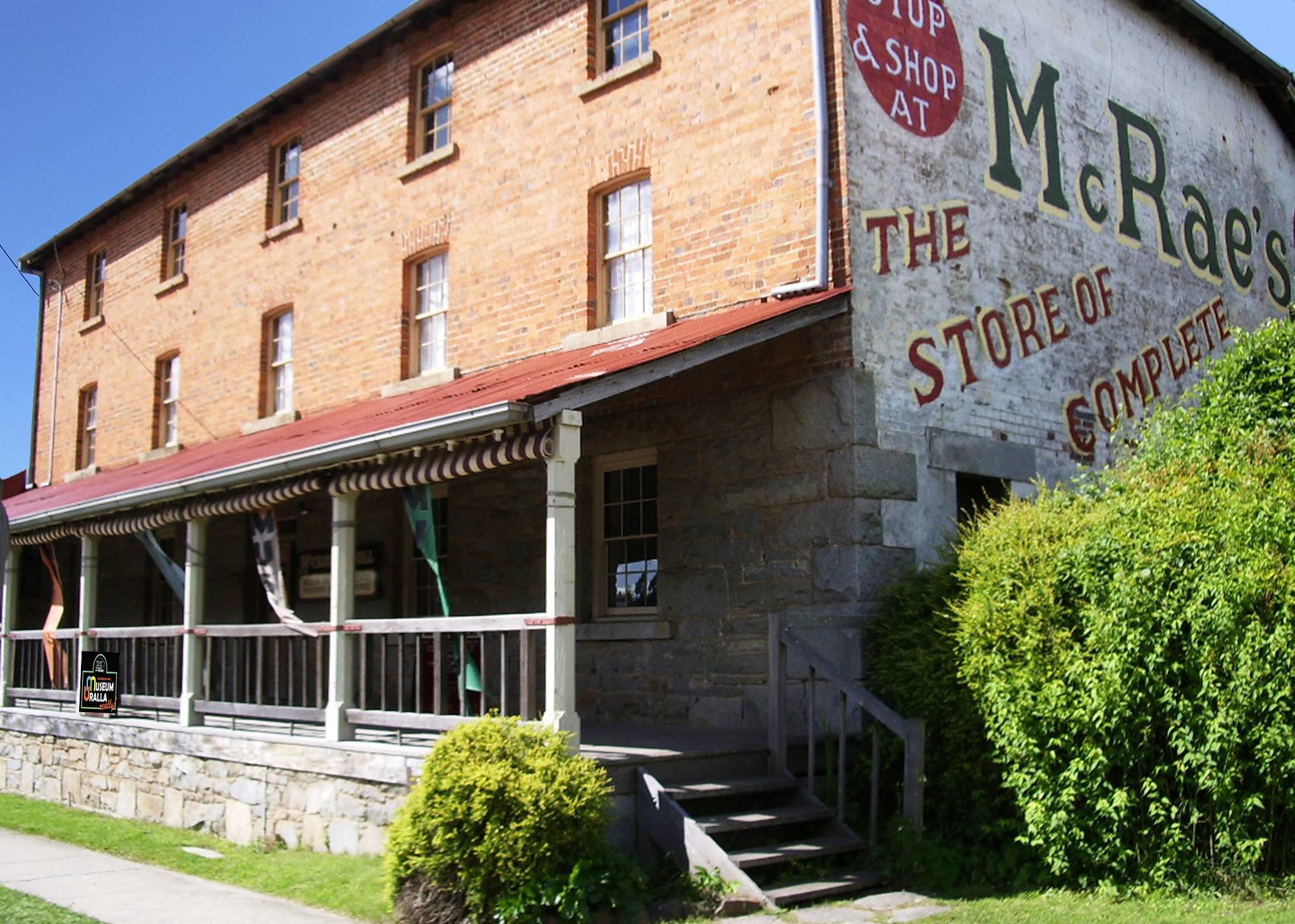 McCrossin's Mill Uralla